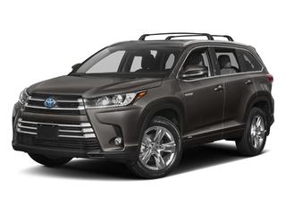 Lease 2018 Toyota Highlander $379.00/MO