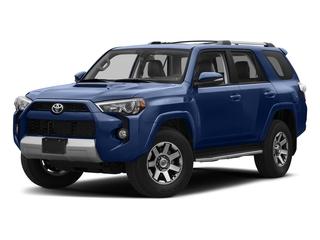 Lease 2018 Toyota 4Runner $309.00/MO