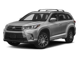 Lease 2018 Toyota Highlander $329.00/MO