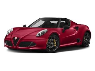 Lease 2018 Alfa Romeo 4C Spider $869.00/MO