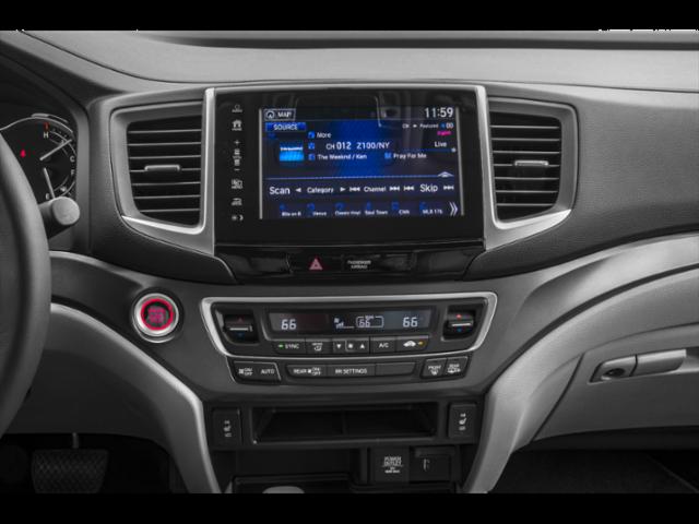 2019 Honda Ridgeline RTL-T 4WD