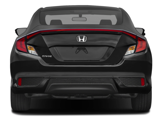 2018 Honda Civic Coupe EX-T Coupe