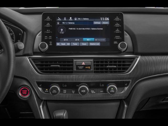 2018 Honda Accord Sedan EX 1.5T Sedan