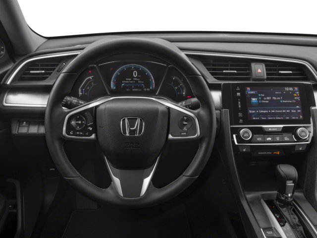 2018 Honda Civic Sedan EX-L Sedan