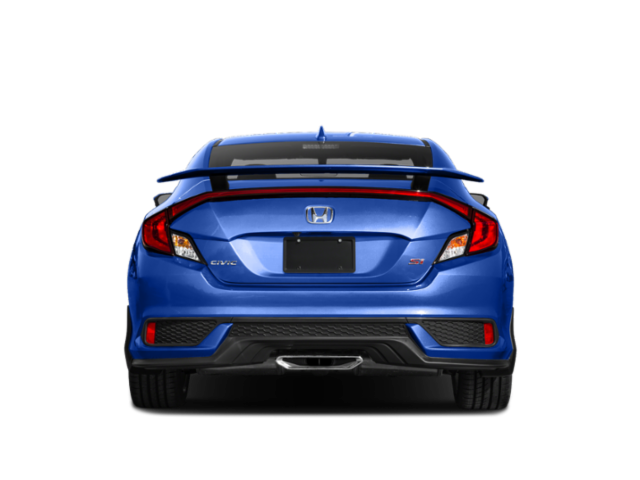 2019 Honda Civic Si Coupe Manual Coupe