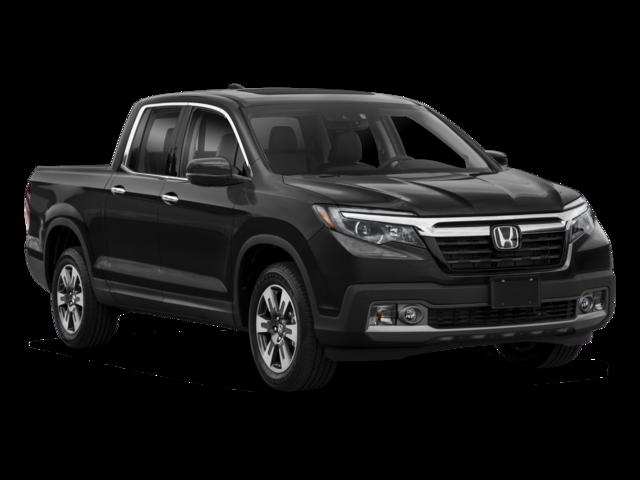 2018 Honda Ridgeline RTL-E 4WD