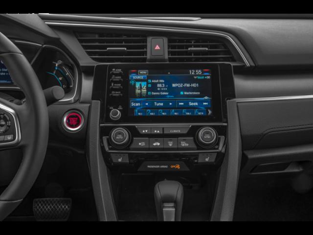 2019 Honda Civic Coupe EX