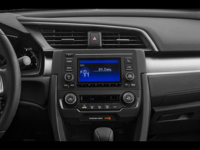 2019 Honda Civic Coupe LX Coupe