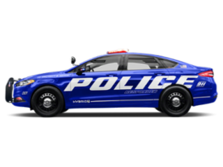 Police Responder Hybrid Sedan FWD