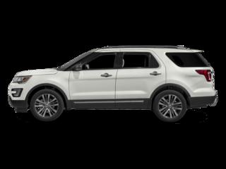 Explorer 4WD 4dr Platinum