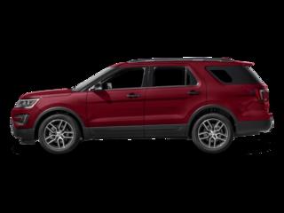 Explorer 4WD 4dr Sport