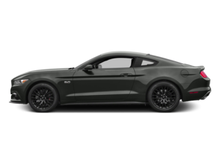 Mustang 2dr Fastback GT