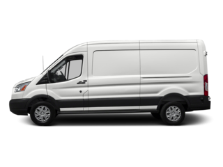 """Transit Cargo Van T-350 148"""" Med Rf 9500 GVWR Sliding RH Dr"""