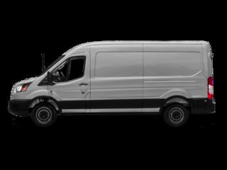 """Transit Cargo Van T-150 130"""" Med Rf 8600 GVWR Sliding RH Dr"""