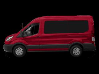 """Transit Wagon T-150 130"""" Med Roof XL Sliding RH Dr"""