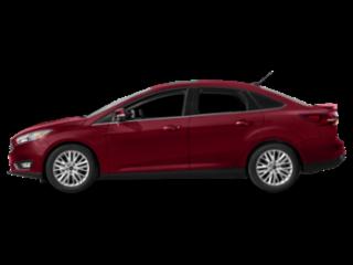 Focus Titanium Sedan