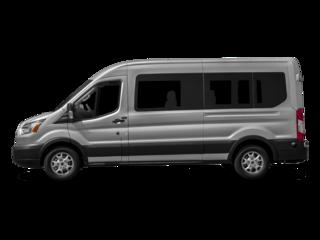 """Transit Wagon T-350 148"""" Med Roof XL Sliding RH Dr"""