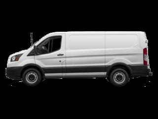 "Transit Van T-150 130"" Low Rf 8600 GVWR Swing-Out RH Dr"