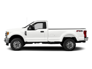 Super Duty F-350 SRW XLT 2WD Reg Cab 8' Box
