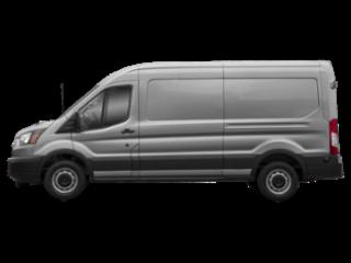 """Transit Van T-150 130"""" Med Rf 8600 GVWR Sliding RH Dr"""