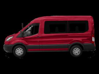 "Transit Passenger Wagon T-150 130"" Med Roof XL Sliding RH Dr"