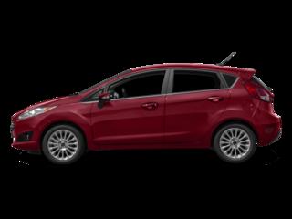 Fiesta Titanium Hatch