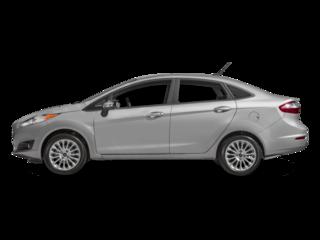 Fiesta Titanium Sedan