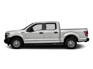 "F-150 2WD SuperCrew 157"" XL"