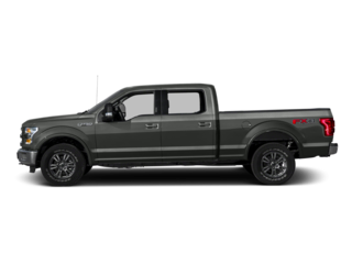 "F-150 2WD SuperCrew 157"" Lariat"