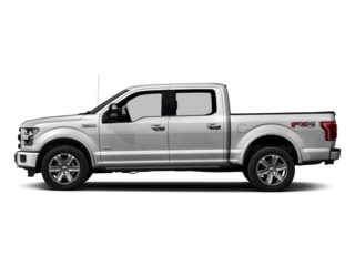 "F-150 4WD SuperCrew 157"" Platinum"