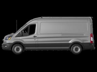 """Transit Crew Van T-250 130"""" Low Rf 9070 GVWR RWD"""