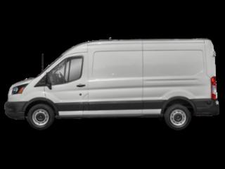"""Transit Cargo Van T-350 130"""" Med Rf 9500 GVWR RWD"""