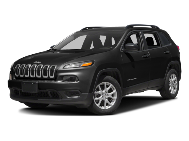 New 2016 Jeep Cherokee Sport FWD 4D Sport Utility