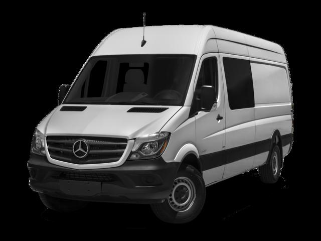 New Mercedes-Benz Sprinter 2500 Crew 170 WB