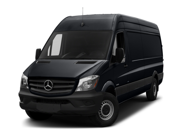 New Mercedes-Benz Sprinter 2500 EXT