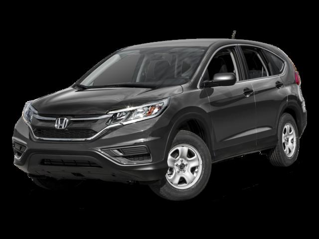 New Honda CR-V LX