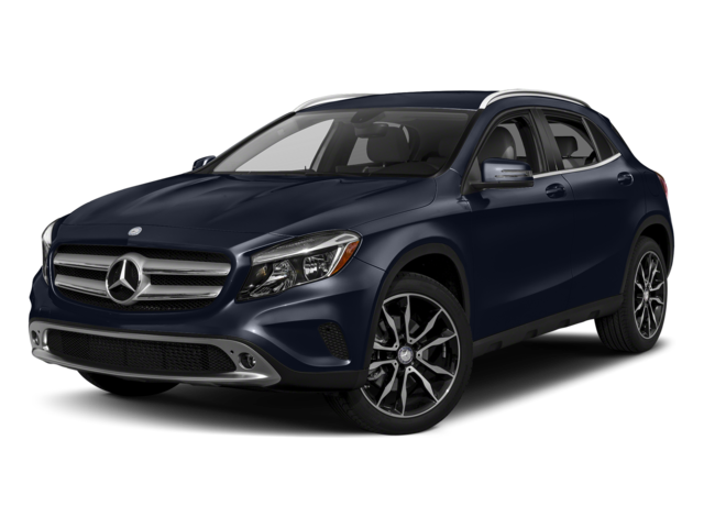 New Mercedes-Benz GLA 250