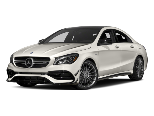 New Mercedes-Benz CLA CLA45 AMG®