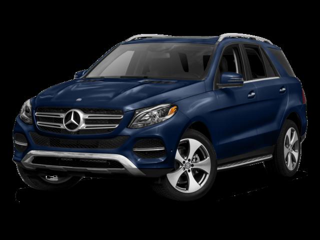 New 2017 Mercedes-Benz GLE GLE350