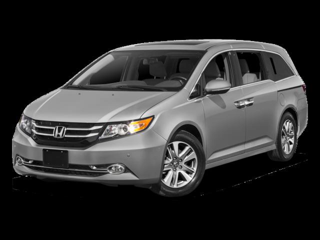 New Honda Odyssey Touring Elite