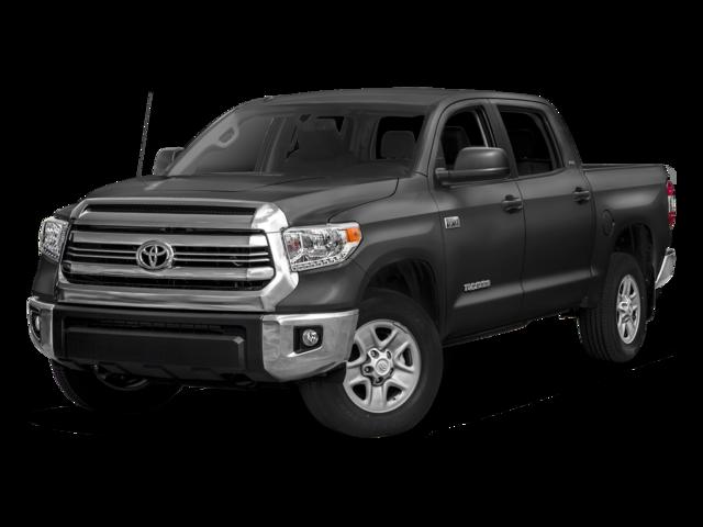 New 2017 Toyota Tundra SR5 4WD