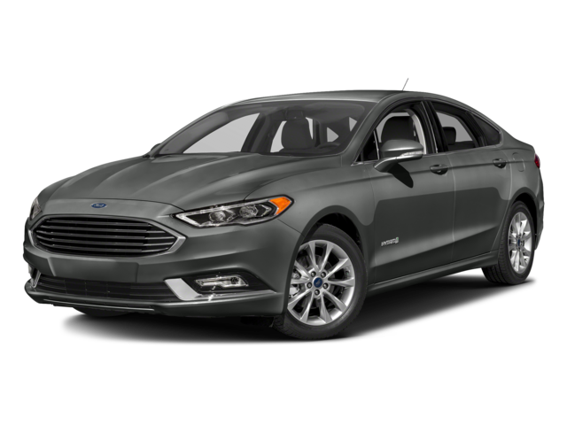 New Ford Fusion Hybrid SE