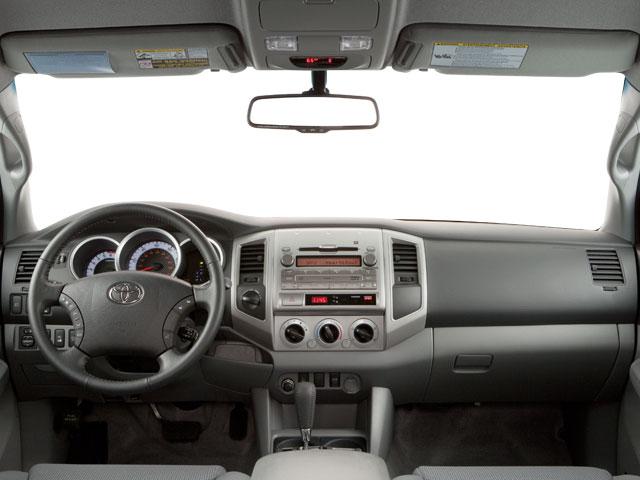 2010 Toyota Tacoma Short Bed