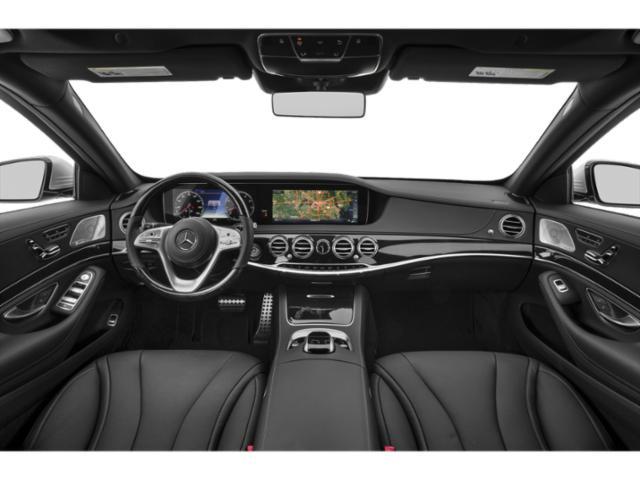 2018 Mercedes-Benz S-Class 4dr Car