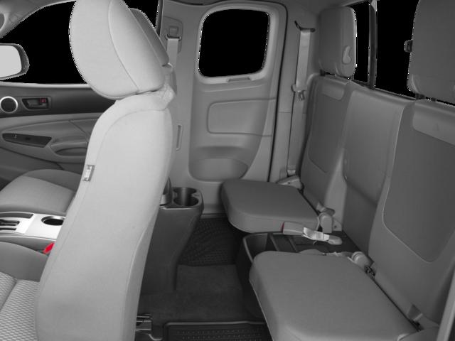 2015 Toyota Tacoma Long Bed