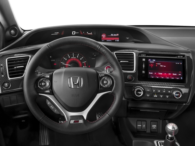 2015 Honda Civic 2dr Car