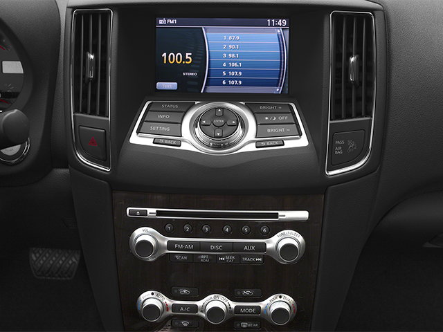2013 Nissan Maxima 4dr Car
