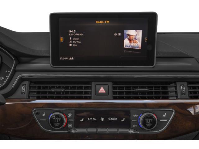2019 Audi A5 4D Hatchback