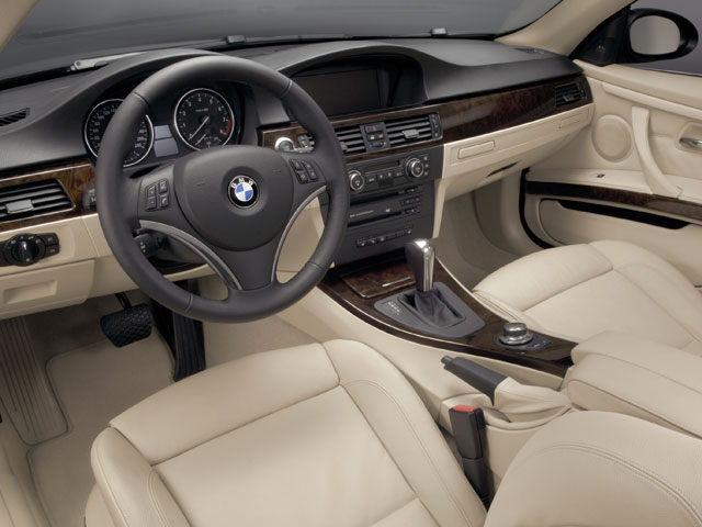 2008 BMW 3 Series 2dr Car