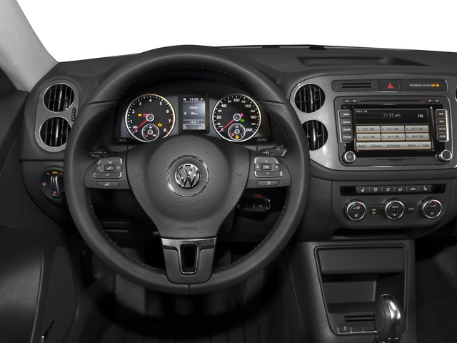 2016 Volkswagen Tiguan Sport Utility